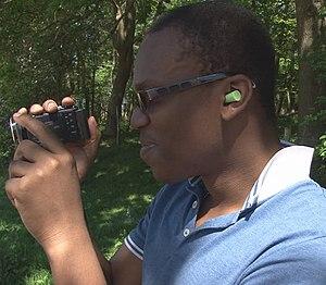 KSI (entertainer) - KSI shooting a video in 2012