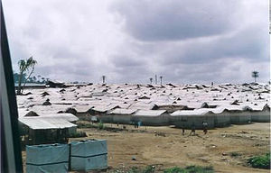 United Nations Security Council Resolution 1532 - Camp for internally displaced persons in Liberia