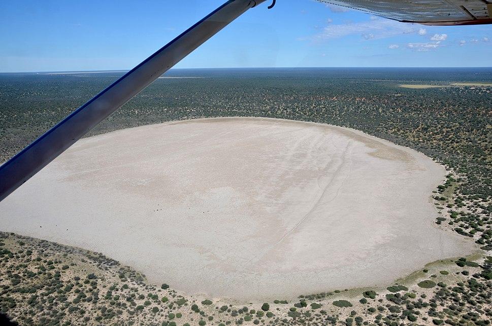 Kalahari Lehmpfanne