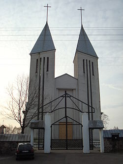 Kaltinenai church.JPG