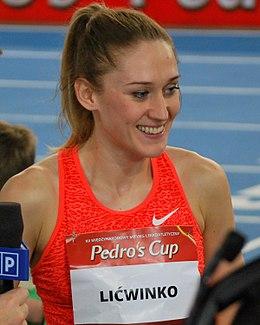 ed76cbd938 Kamila Lićwinko - polska lekkoatletka specjalizująca się w skoku wzwyż