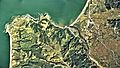 Kaminokuni town center area Aerial photograph.1976.jpg