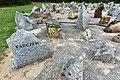 Karczew Garwolin Pomnik Ofiar Obozu Zagłady w Treblince.jpg