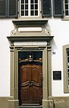 Karl Marx Haus Museum, Trier, Germany May 1995.jpg