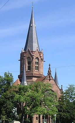 Karlsruhe Christuskirche