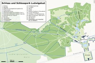 Schloss Ludwigslust Wikipedia