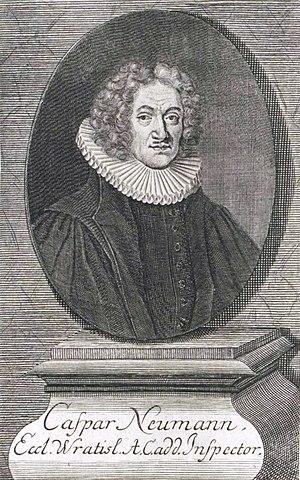 Caspar Neumann - Caspar Neumann.