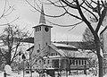 Kateřinice, evangelický kostel v den otevření (Archiv ČCE).jpg