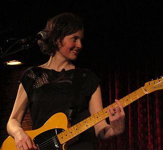 Kathryn Calder - Kathryn Calder at a solo show in 2011