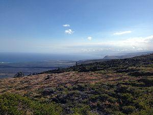 Kau, Hawaii - Image: Kau Coastline