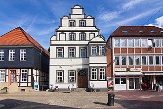 Gifhorn - Cavalier house 1546