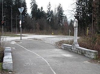 Kavšek Bridge - The Kavšek Bridge