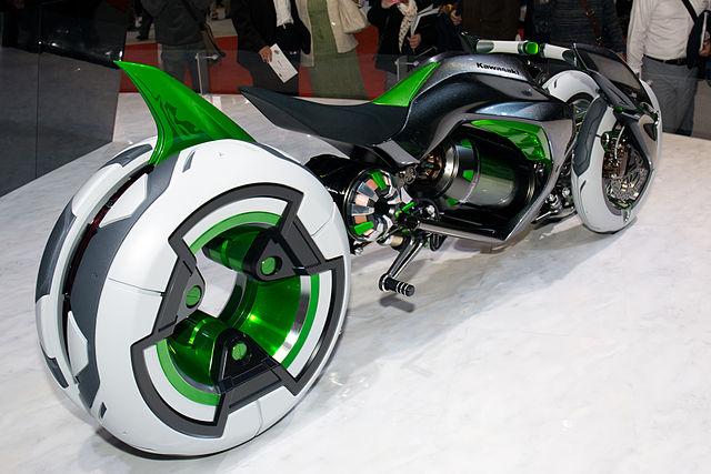 Kawasaki Electric Motorcycle Concept