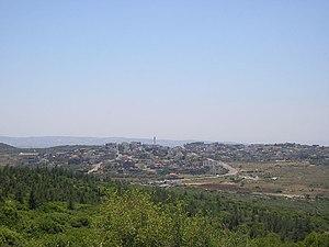 Kaukab Abu al-Hija - Image: Kawkab