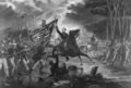Kearney's charge, Battle of Chantilly.png