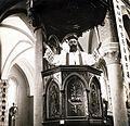 Kegyelem Anyja-székesegyház, Litványi (később Lidoni) György jezsuita szerzetes. Fortepan 100130.jpg