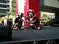 Keiko Bando 08 - with dancers - AKIBA ICHI Golden Week Special Live 2010 (2010-05-05 15.20.47).jpg
