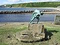 Kenn and the Salmon - geograph.org.uk - 481705.jpg