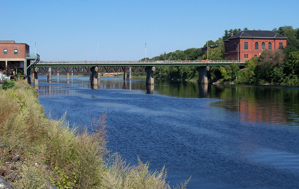 photo of Kennebec River