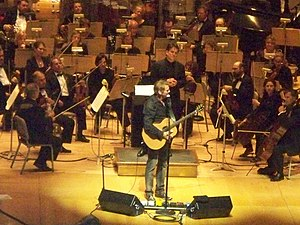 Kenny Loggins - Loggins with Boston Pops Orchestra and conductor Keith Lockhart, June 22, 2011
