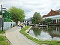 Kentish Town Lock (No 3) Regent's Canal 0909.JPG