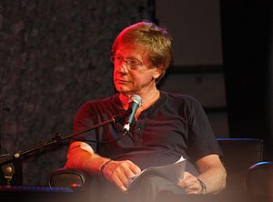 Kerry O'Brien (journalist) - At the 2009 Woodford Folk Festival