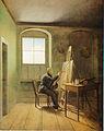 Kersting - Caspar David Friedrich in seinem Atelier 1811.jpg