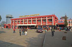 Kharagpur Junction stacidomo