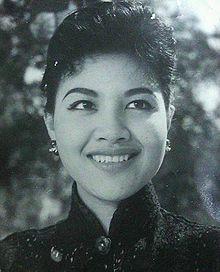 Khin Yu May vintage poster