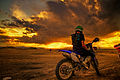 Kill the Dirt Track, Watch Sunset, Repeat (7019867913).jpg