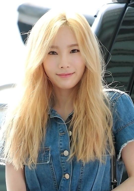 Px Kim Tae Yeon At Incheon Airport On June C
