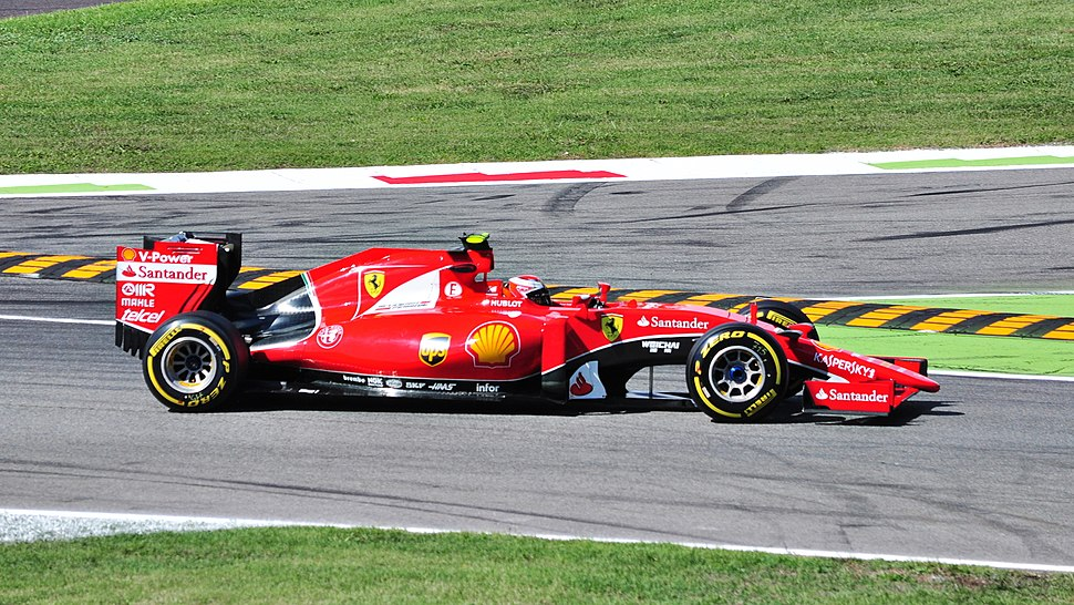 Kimi Räikkönen qualifies second (21463936202)