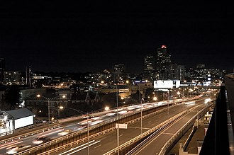 King Street Bridge (Melbourne) - Image: Kings Way