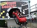 Kings Island Backlot Stunt Coaster red train billboard.jpg
