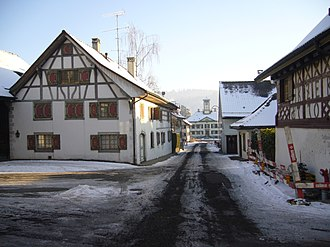 Thundorf, Switzerland - Thundorf