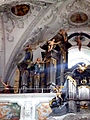 Kirchhaslach Pfarrkirche Orgel detail.jpg