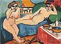 Kirchner - Zwei Akte auf blauem Sofa.jpg
