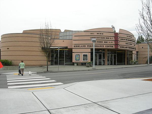 Theatres In Washington State