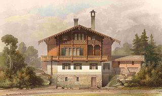 Swiss Chalet Style Wikipedia