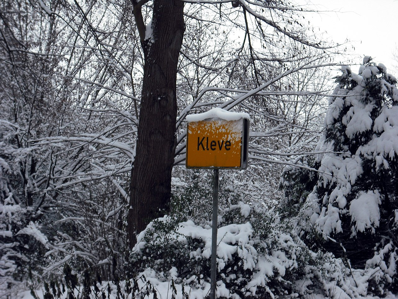 Kleve sign winter.jpg