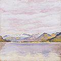 Kolo Moser - Wolfgangsee mit tiefem Horizont - ca1913.jpeg
