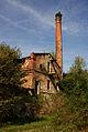 Komorniki pow.Polkowice - Ruiny gorzelni 29.09 2011r. zetem 2.jpg