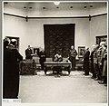 Koningin Wilhelmina in het Van Abbe Museum (8224145288).jpg