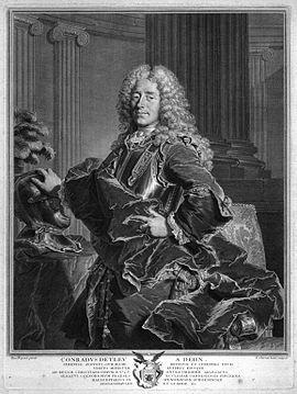 Conrad Detlev von Dehn