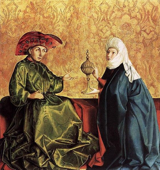 File:Konrad Witz - King Solomon and the Queen of Sheba - WGA25850.jpg