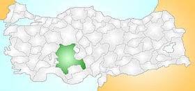 Konya Turkey Provinces locator.jpg