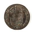 Kopparmynt, Spanien, 1691 - Skoklosters slott - 109774.tif