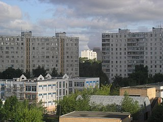 Dmitrovsky District, Moscow District in federal city of Moscow, Russia