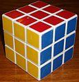 Kostka Rubika . Rubik's cube 2.JPG