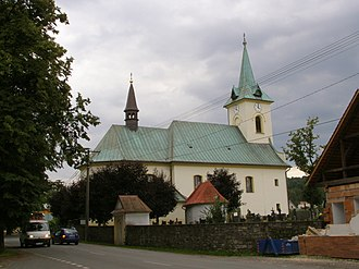Kozlovice (Frýdek-Místek District) - Saint Michael Church